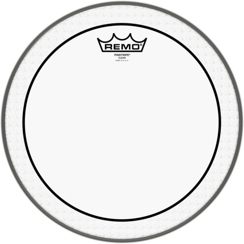 """Remo Pinstripe 12"""" Clear Batter Top Head (Tom/Snare) (PS031200)"""