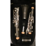 Paris Artiste Bb Clarinet With Vandoren Mouthpiece & Case