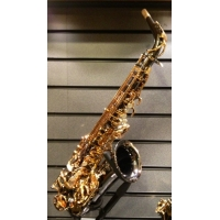Paris Artiste Pro Black Eb Alto Saxophone With Yamaha Mouthpiece & Case