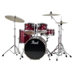 Pearl EXPORT EXX****BR/C*** Drum Kit with Sabian Cymbals