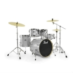 Pearl EXX725S/C700 Export Complete Kit (Arctic White Sparkle)