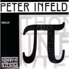 Set - 4/4 Size Peter Infeld Medium Tension Violin Strings (PI100 4/4)