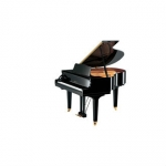 Yamaha GB1KS  SIlent Grand Piano in Black Polyester