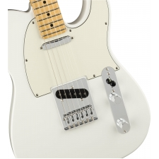 Fender Player Telecaster, Polar White, Maple Fingerboard