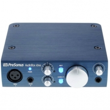 PreSonus AudioBox iOne - Audio Interface
