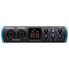 PreSonus Studio 24c - Audio Interface