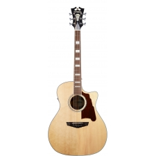 D'AngelicoPremier Gramercy Grand Auditorium Electro Acoustic in Natural