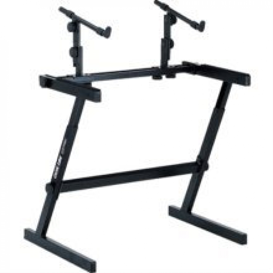 quiklok z726 keyboard stand z stand at promenade music. Black Bedroom Furniture Sets. Home Design Ideas