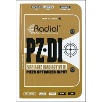 Radial PZ-DI Instrument DI Box