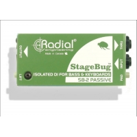 Radial StageBug SB2 Passive Direct Box