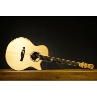Maestro Raffles FM-CSB-A All Solid Wood Electro Acoustic Guitar with Case