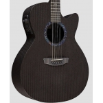 RainSong WS1000N2 Classic Graphite WS Electro Acoustic Guitar With Case