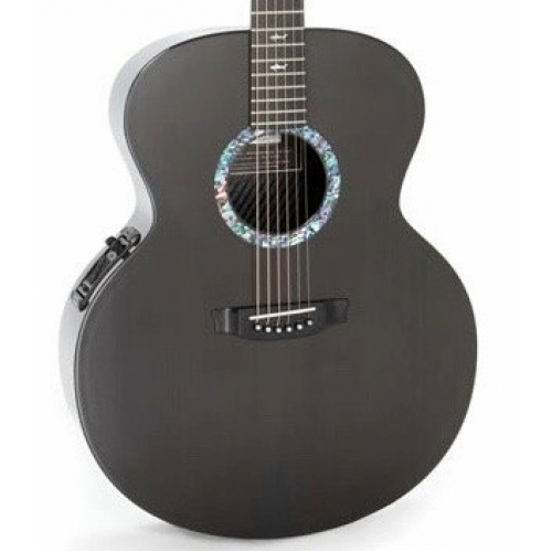 RainSong CO-JM1000N2 Concert Graphite Jumbo Electro Acoustic With Case