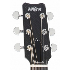 RainSong CO-WS1000N2 Concert Graphite WS Electro Acoustic Guitar With Case