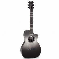 RainSong CH-PA1000NS Concert Hybrid Series Electro Acoustic Guitar