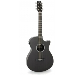 RainSong Shorty SFT Fine Texture Shorty Graphite Electro Acoustic Guitar