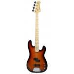 Bass Collection Rhythm Stick, Sunburst, Maple Neck