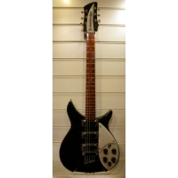 Rickenbacker 350V63 Liverpool, Jetglo, Secondhand