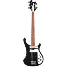 Rickenbacker 4003S/5 USA Made 5-String Bass in Jetglo With Hard Case