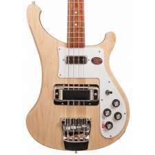Rickenbacker 4003S 4-String Bass Guitar in Mapleglo with Case