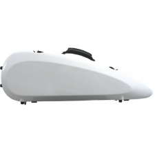 Sinfonica Rocket Violin Case For 4/4 Size Violin White (VC015)