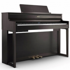 Roland HP704-DR Digital Piano in Dark Rosewood