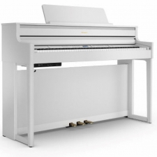 Roland HP704-WH Digital Piano in White