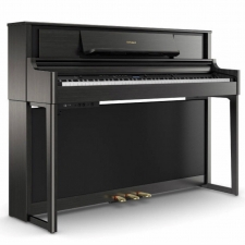 Roland LX705 Digital Piano in Charcoal Black