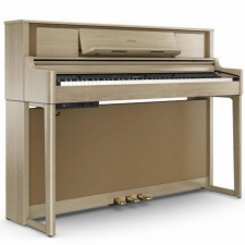 Roland LX705 Digital Piano in Light Oak