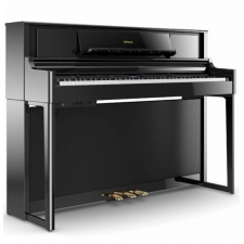Roland LX705 Digital Piano in Polished Ebony