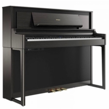 Roland LX706 Digital Piano in Charcoal Black