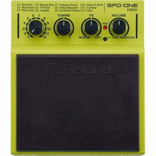 Roland SPD1K - SPD One Kick Pad SPD1K
