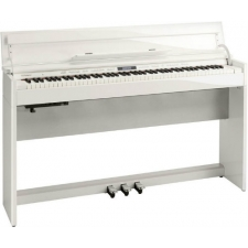 Roland DP603 Digital Piano in Polished White (DP603PW)
