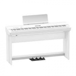 Roland KDP90-WH Pedal Unit in White for Roland FP90WH