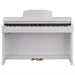 Roland HP601 Digital Piano in White (HP601WH)