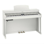 Roland HP603A Digital Piano in White (HP603AWH)