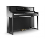 Roland LX705 Digital Piano, Polished Ebony