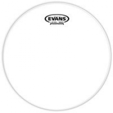 """Evans 14"""" Clear 200 Snare Side Drum Head (S14H20)"""
