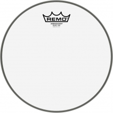 "Remo Ambassador 10"" Hazy Resonant Bottom (Side) Snare Head (SA011000)"
