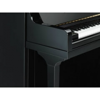 Yamaha SE122 Upright Piano in Polished Ebony