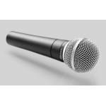 Shure SM58SE Dynamic Microphone With Switch & Mic Clip