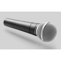 Shure SM58SE Microphone With Switch & Mic Clip
