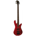 Spector Bass Performer 4 String Bass in Red