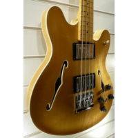 Fender Starcaster Bass, Natural, Secondhand