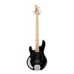 Sterling by MusicMan Sub Ray 4 Bass Guitar, Lefthanded, Black