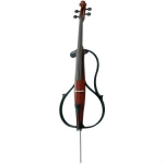 Yamaha SVC110 Silent Electric Cello With Gig Bag