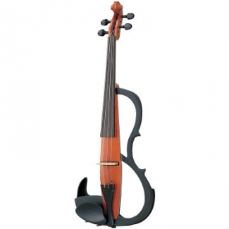 Yamaha SVV200 Silent Viola in Antique Brown