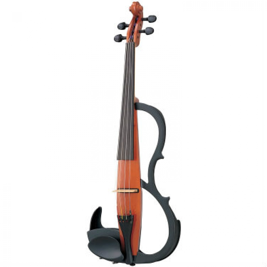 Yamaha svv200 silent viola yamaha svv 200 electric viola for Yamaha svc 110sk silent electric cello brown