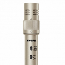 Shure KSM141 Dual Pattern Instrument Microphone