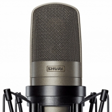 Shure KSM42/SG Large Dual-Diaphragm Vocal Microphone